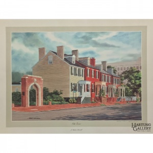 Old Towne by J. Robert Burnell