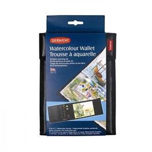 Derwent Watercolour Wallet Pencil Set